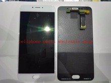 Für meizu mx6 lcd display mit touch glas digitizer assembly ersatz pantalla teile