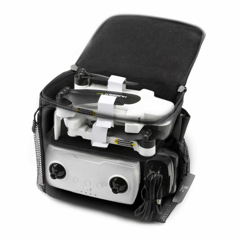 オリジナル Hubsan H117S ジノ GPS 5.8 グラム 1 キロ 4 UHD で折りたたみアーム FPV カメラ 3 軸ジンバル RC ドローン Quadcopter RTF 高速