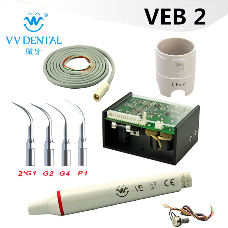 Scaling dental unit bulit in scaler for EMS/WOODPECKER/DMETEC/ HAND PIECE DENTAL CHAIR