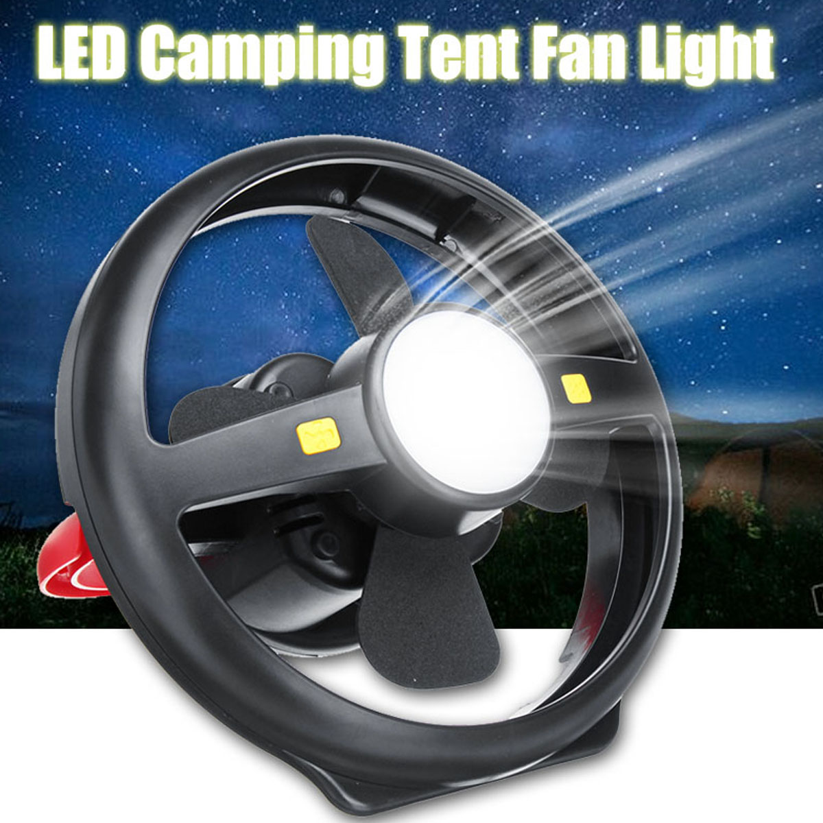 Flasher Mobile Power Bank Flashlight Usb Port Camping Tent Light Portable Lamp Smuxi Outdoor Rechargeable Hanging Fan Emergency For