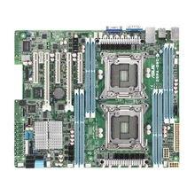 Z9PA-D8C сервер доска C602 Чипсет 2011 Булавки E5-2600 серии