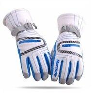 High Quality Ski Gloves Hotting Sale Waterproof Warm Unisex Hockey Gloves 2014 Hot Winter Outdoor Sport