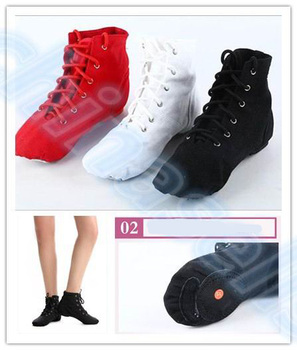 5pairs Adult kid Jazz Dance Shoes lady Up Boots Woman Jazz Sneaker Dance Shoes Soft Light Weight Jazz Boots ballet shoes