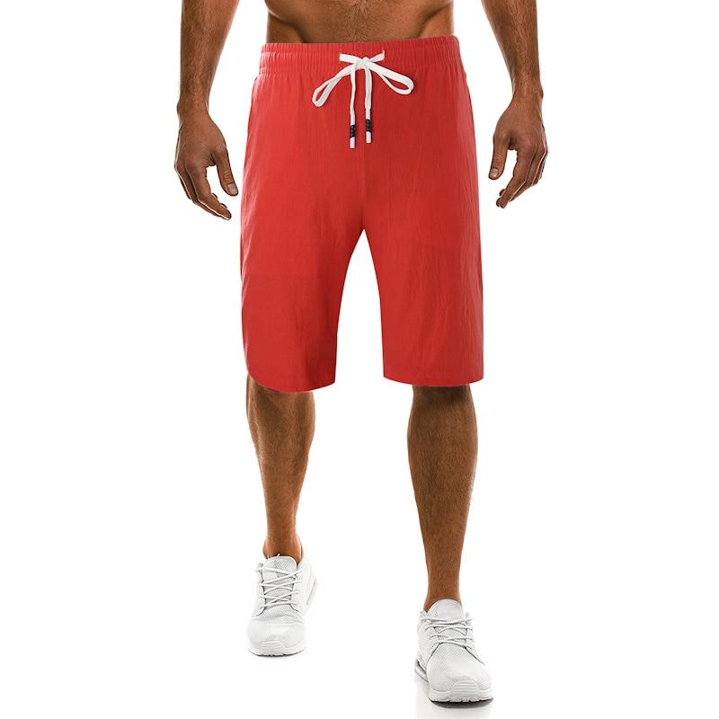 New Summer Beach Shorts Men  2