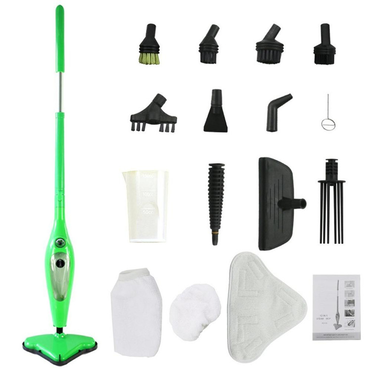 Steam mop 12 in1 110V 220V multifunction home X12 mop steam cleaners X12 1steam Cleaner Floor