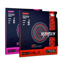 STIGA MANTRA M / H Table Tennis Rubber (Made in Japan) Pips in Ping Pong Rubber With Sponge