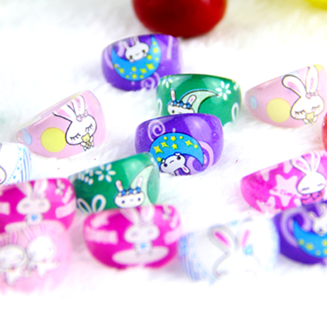 cute children kids toy rings loading kid gift jewellery fashion s image is itm cartoon for