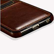Vintage Leather Fashion Case For iphone 6 6s
