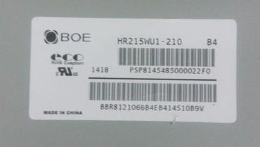 NEW HR215WU1-210 21.5 inch Original lcd screen