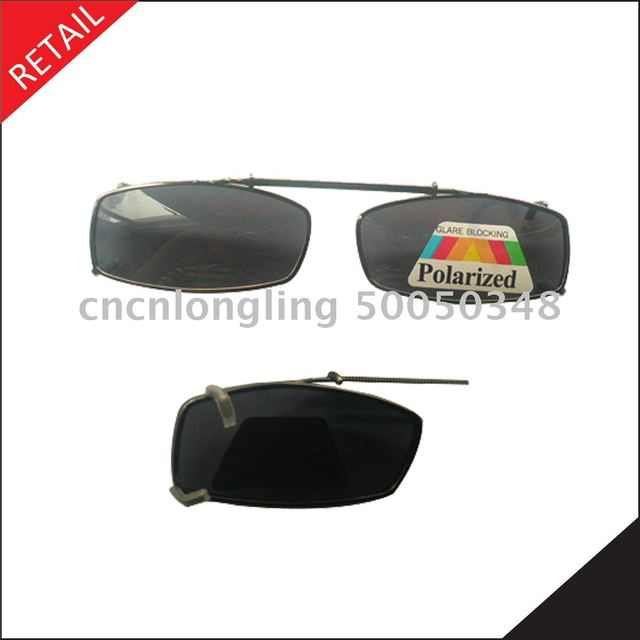 2011 New Clip-on 3D Glasses