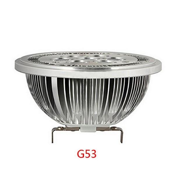 LED G53 GU10 E27 14W QR111 AR111 led işıqfor 1120lm = 100W halogen - LED işıqlandırma - Fotoqrafiya 4