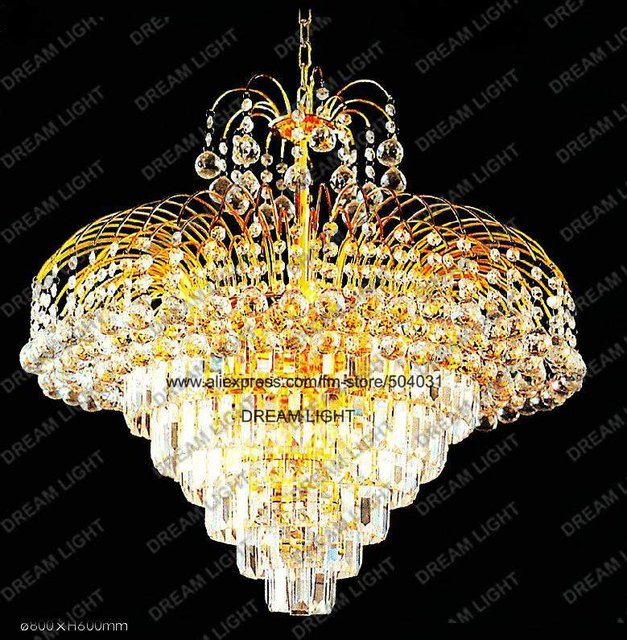 crystal chandelier/ crystal lamp ceiling pendant/ free shipping