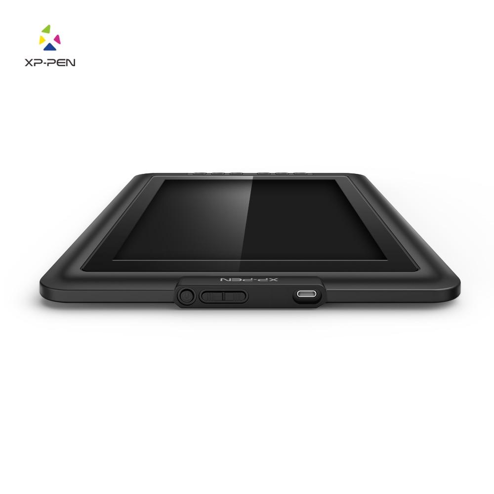 XP-Pen Artist10S rajz tablet grafikus monitor tábla toll kijelző - Számítógép-perifériák - Fénykép 2
