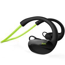Awn Bluetooth Headphones Wireless In-Ear Sport Sweatproof Earbuds Earphone with 8-Hour Playtime Built-in Mic headset for Running