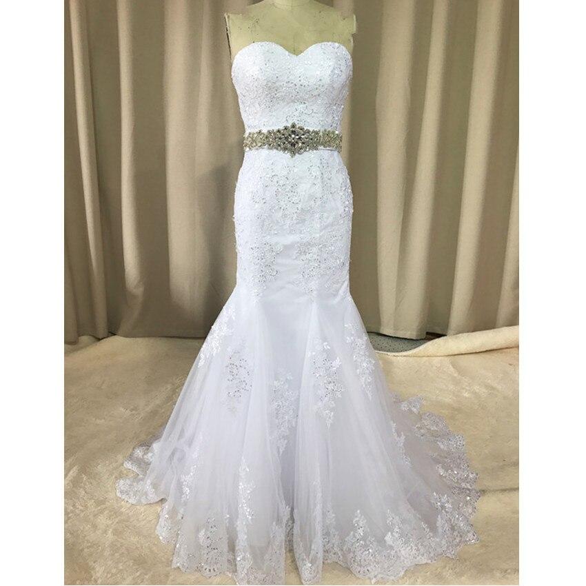 95 strapless mermaid wedding dresses with diamonds