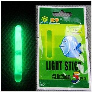 4 5 37mm big size visual range 30m fishing float light for Fishing glow sticks
