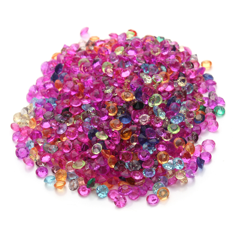 1000 Pcs 6mm Decoration Acrylic Rhinestone Austria Crystal Beads Loose  Beads Jewelry Making Faceted Bulk -in Beads from Jewelry   Accessories on  ... 5daaaf9a7825