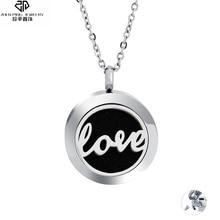 Pendant Urn Necklace Love