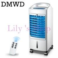 DMWD Fuerte Viento acondicionador de Aire Acondicionado Refrigerador eléctrico portátil ventilador enfriador de agua enfriado por ventilador del humidificador Del Hogar