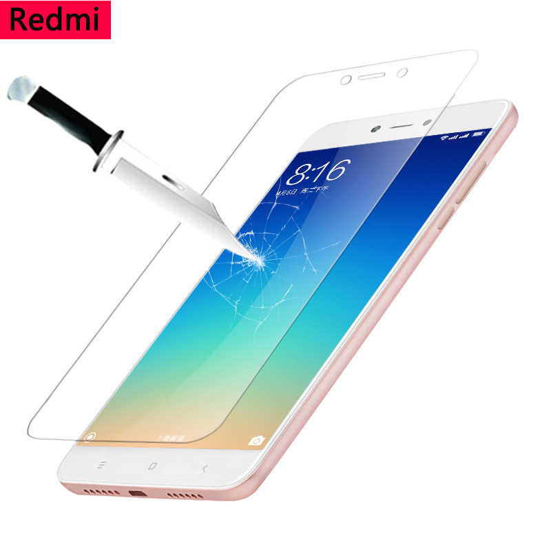 Tempered glass for Xiaomi Redmi Note 5 Pro glass 5a 4X 4A 4 Prime screen protector xiomi xiami xaomi xioami redmi 2 3 3s 3x Pro