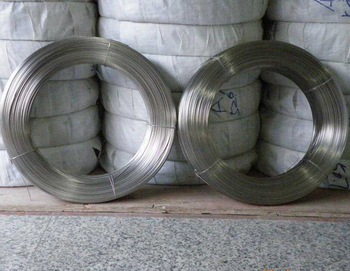 SS304 SS321 SS316 DIY Steel Wire Rope Stainless Spring Wire Bright Surface Diameter 0.7mm 1kg