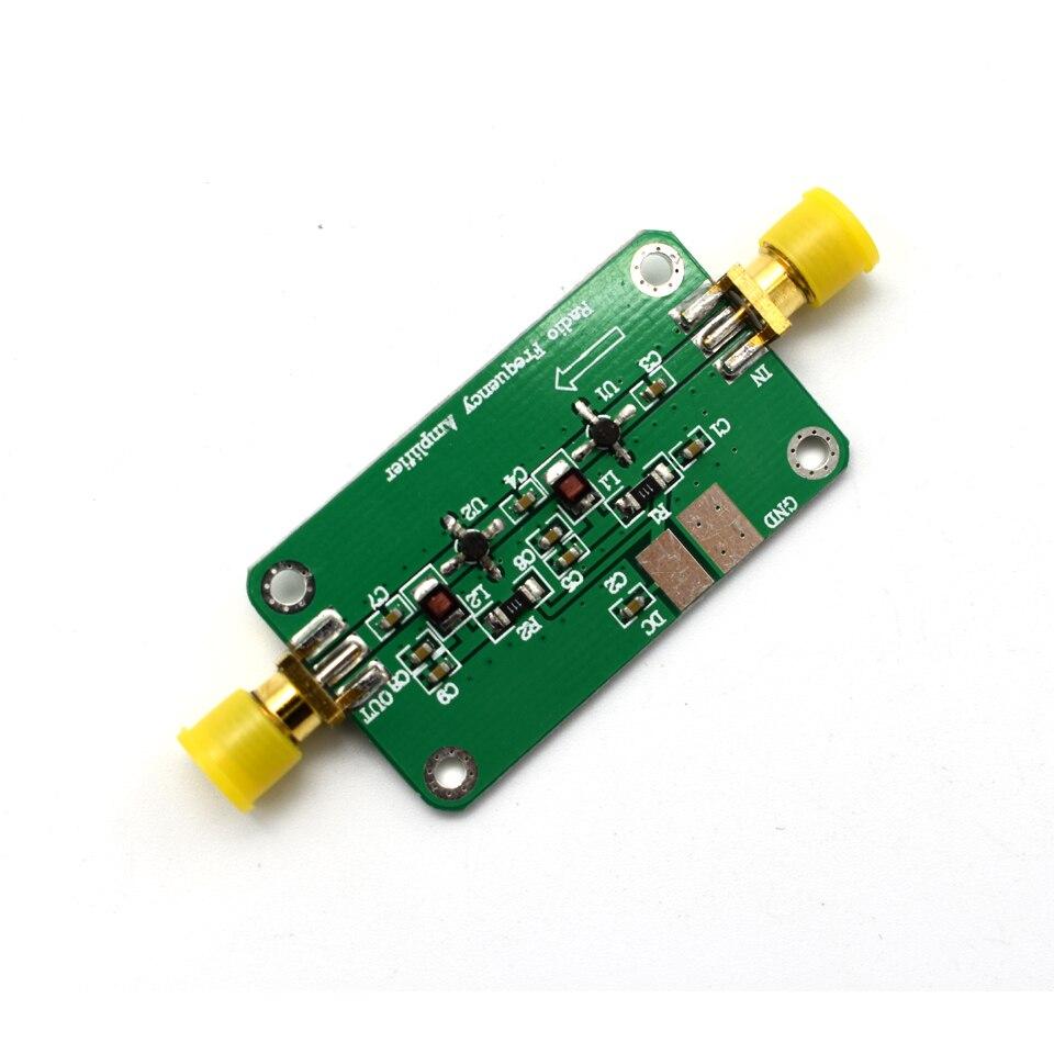 Image 3 - Lusya 1MHz 2000MHz RF Broadband Amplifier Low Noise Amplifier 64dB gain NF: 1.8 LNA Module HF VHF UHF fm Ham Radio G2 003Amplifier   -