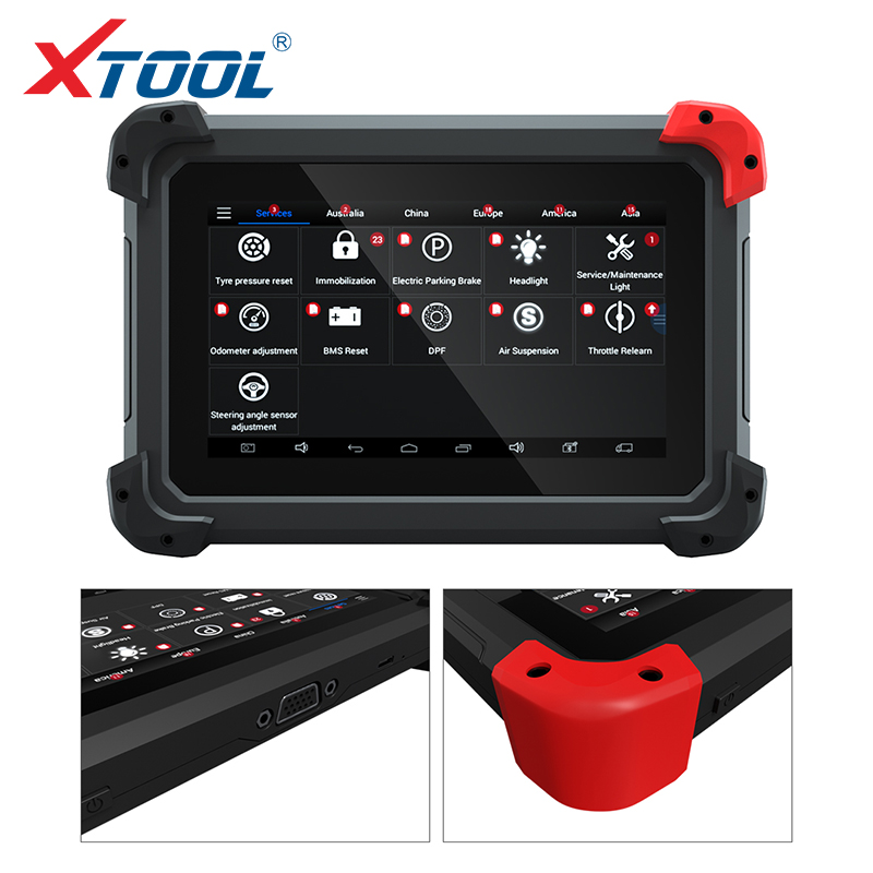 EZ400pro Diagnostics Tool Scanner OBD2 Key Programmer With Immobilizer And EPB DPF Odometer Adjustment Functions Update Online