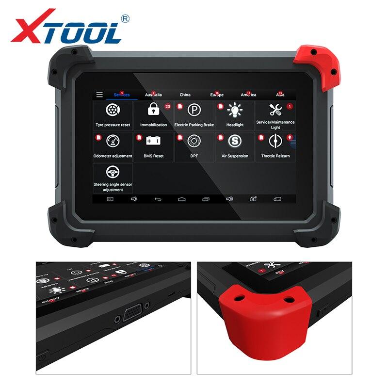 EZ400pro OBD2 programador Chave do Scanner Ferramenta de Diagnóstico com Imobilizador e DPF EPB funções de Ajuste Odômetro atualização online