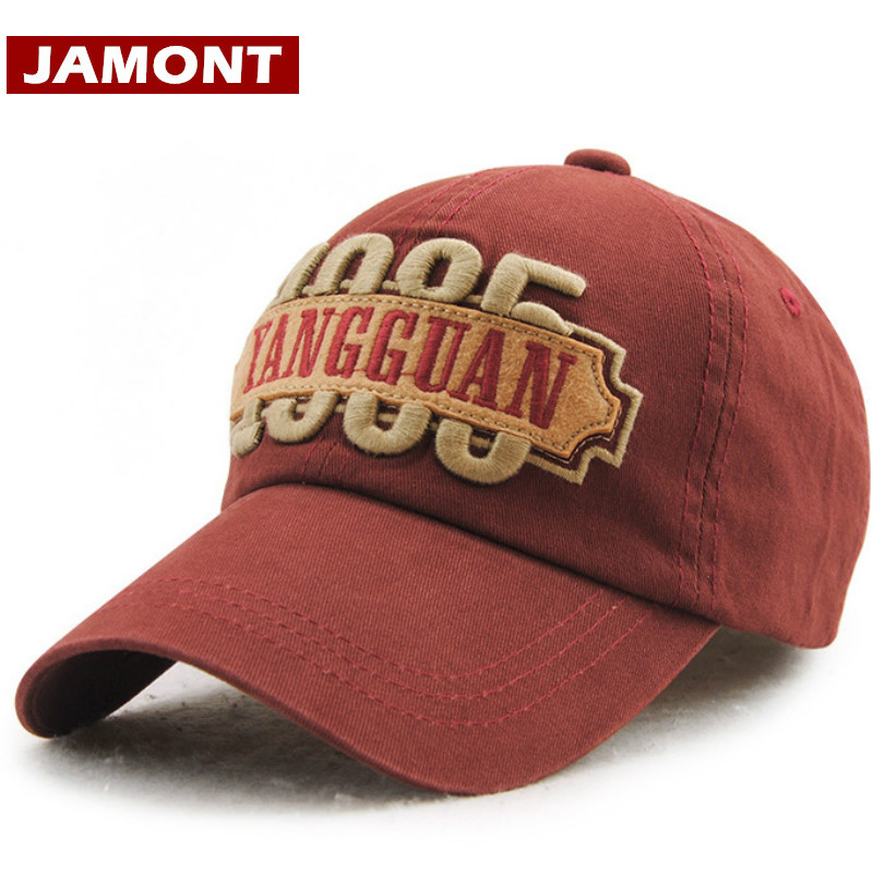 [JAMONT] Brand YG 1985 Baseball Cap Men Women Hats Snapback Fitted Hat Casquette Cotton Embroidery Lovers Caps Gorras