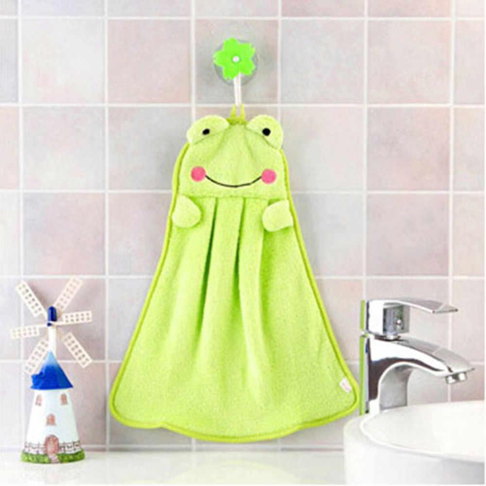 * Handdoek Baby Nursery Handdoek baby bad handdoeken Peuter Zachte Pluche Cartoon Dier handdoeken badkamer toallas 0.673