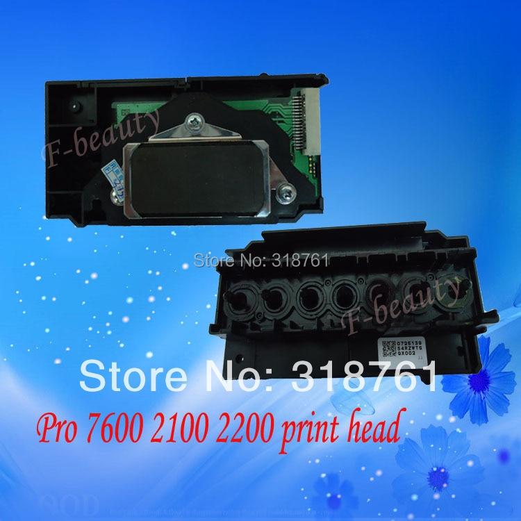 High Quality New original Print Head F138040  F138050 Printhead Compatible For Epson PRO 7600 9600 R2100 R2200 Printer Head