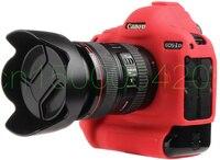 DSLR SLR Camera Bag Lightweight Camera Bag silicone Case Cover for Canon 1DX 1DX2