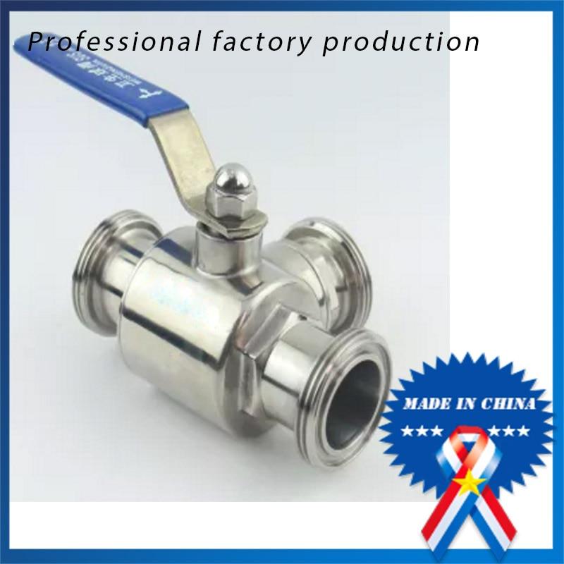 1 5 inch manually operated external three way ball valves in valve rh aliexpress com Manual Labor Manually Moving Large Rocks