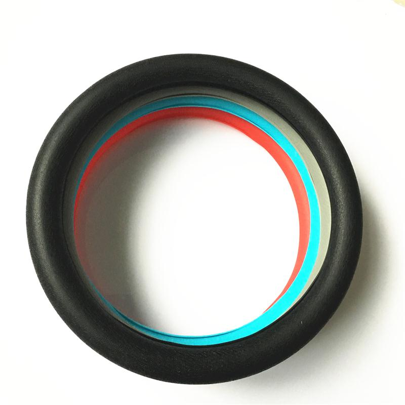 Soft Silicone Steering Wheel Cover Skidproof Odorless Eco Friendly For Citroen Picasso C1 C2 C3 C4 C4L C5 DS3 DS4 DS5 DS6
