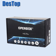 1 pc Original V8Se openbox V8S PLUS Digital satélite Receptor AV HD salida USB Wifi WEB TV Biss clave 2 xUSB ayuda 2 xUSB(China)