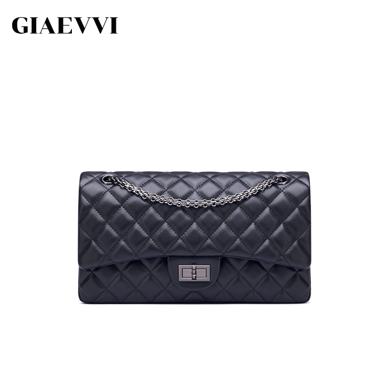 GIAEVVI women messenger bags 2018 split leather shoulder bag luxury handbags women crossbody bags designer handbags high qualityGIAEVVI women messenger bags 2018 split leather shoulder bag luxury handbags women crossbody bags designer handbags high quality