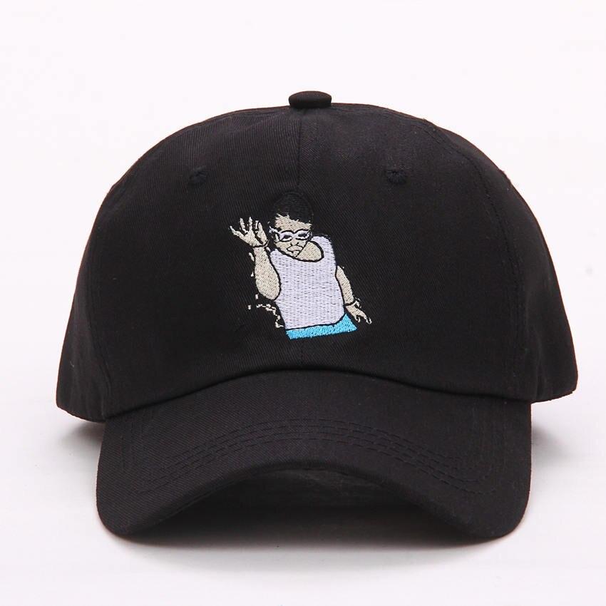 2017 Baru Garam Bae Pria Wanita Topi Ayah Karakter Kartun Bordir Melengkung  Topi Kapas Gaya Baru Fashion Sun topi di Topi Baseball dari Aksesoris  Pakaian ... c835895aaa