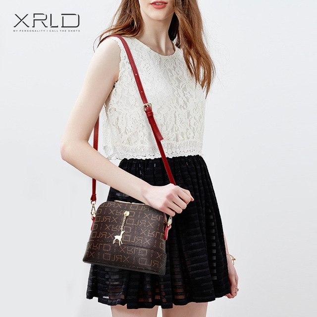 Spring Small Bag Woman 2018 New Pattern Korean Fashion Single Shoulder Ma'am All-match Cable Satchel Mini- Shell Package 2