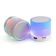 Original Mini Wireless Bluetooth Speaker Portable Subwoofer Colorful USB Speakers Music Sound Box Hand free call