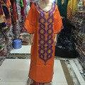 2015 Новая Африканская базен riche платье для женщин Мода Вышивка Riche традиционные Африканские materia Шесть цветов Плюс Размер S2405