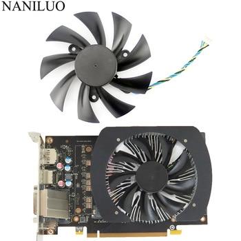 New 87mm DC 12V 4Pin VGA Cooler Fan Replacement For Zotac GTX1060 6Gb GTX 1060 3GB Mini  Graphics Video Card gtx970m gtx 970m 6gb graphics video card n16e gt a1 for clevo p375sm p170em p150em p157sm p151sm p150sm p170sm p177sm vga card