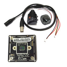 HD 2.0mp AHD CCTV Камера модуль 2MP 1920×1080 P 1/2. 8 «CMOS Сенсор безопасности печатной платы + 2,8-12 мм 3mp объектива