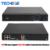 Techege poe 4ch 1080 p nvr sistema cctv 2.0mp cámara ip al aire libre hd 1080 p nvr grabadora de vídeo de cámaras de seguridad sistema de vigilancia