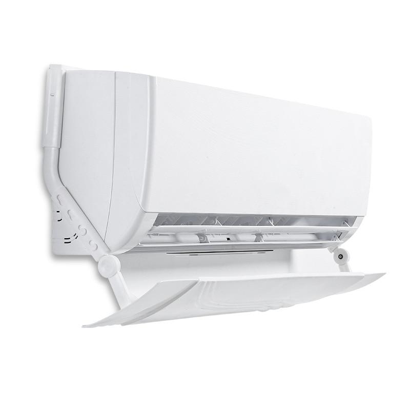 Fashion Air Conditioner Wind Deflector Telescopic Adjustable Angle Easy Installation XH8Z