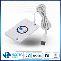 Access Control NFC Contactless Smart Card Reader Writer ACR122U