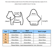 Dogs Raincoats – Waterproof  Snow Coat Jacket