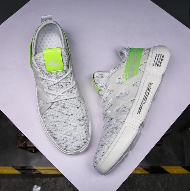 tenis masculino mens casual sneakers shoes men calzado sapatos zapatos para air mocassim 2019 breathable homme white scarpe