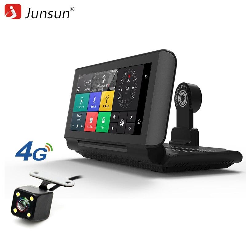 Junsun E29 Pro 4G Car DVR Camera font b GPS b font 6 86 Android 5