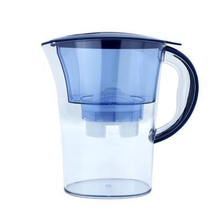 Water Filter Household Activated Carbon Jug Home Purifier Healthy Drink Machine 2 5l water purification jug brita water filters purifier healthy mineral water lonizer alkaline filtered pot household kitchen