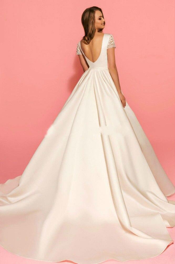 Perfecto Vestido De Novia Elegante Composición - Colección del ...